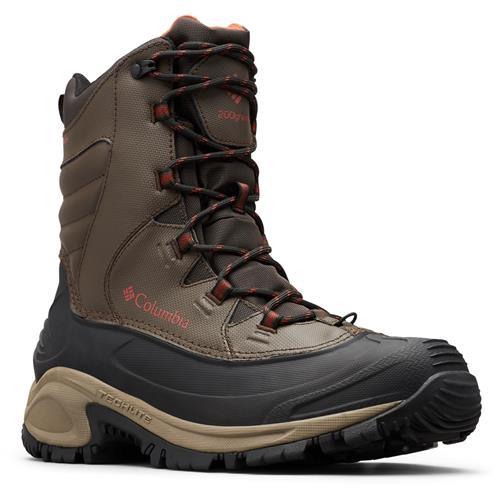 Columbia Bugaboot III Waterproof Men's Winter Boots Cordovan Rusty 1791221 231
