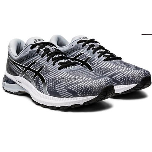 Asics GT-2000 8 Men's Running Shoe Piedmont Grey Black 1011A690 020