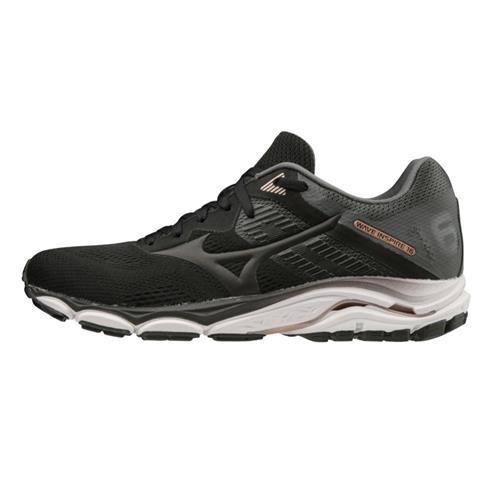 Mizuno Wave Inspire 16 Men's Running Shoes Black 411160.9090