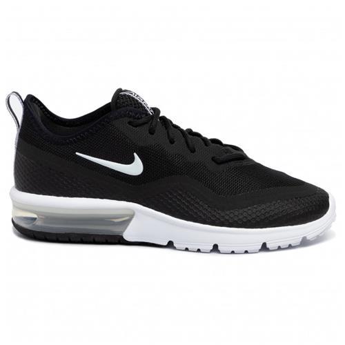 Nike Air Max Sequent 4.5 Women's Running Black White BQ8824-001