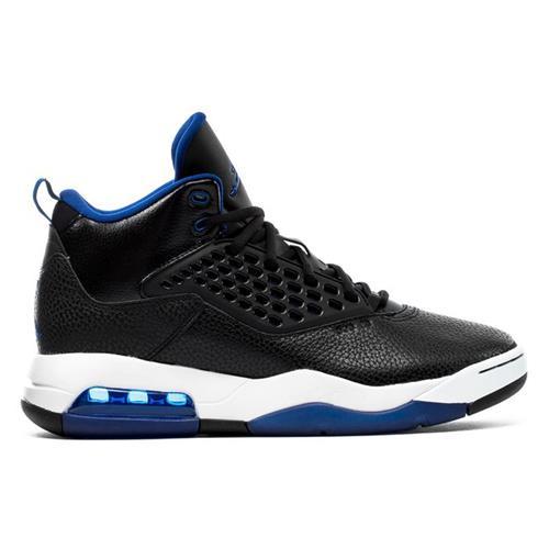 Jordan Maxin 200 Basketball Black Rush Blue White CD6107-004