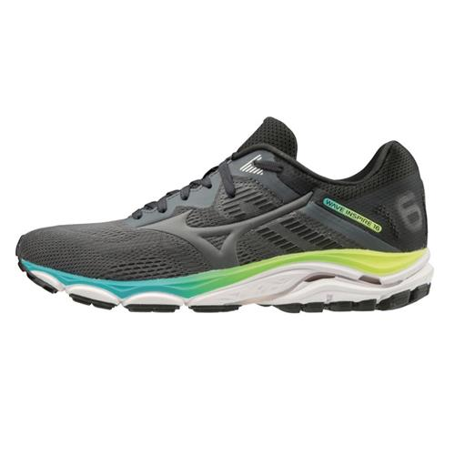Mizuno Wave Inspire 16 Women's Running Shoes Castlerock-Quiet Shade 411162.979I