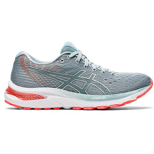 Asics GEL-Cumulus 22 Women's Running Piedmont Grey Light Steel 1012A741 020