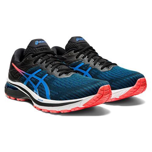 Asics GT-2000 9 Men's Running Shoe Black Directoire Blue 1011A983 003