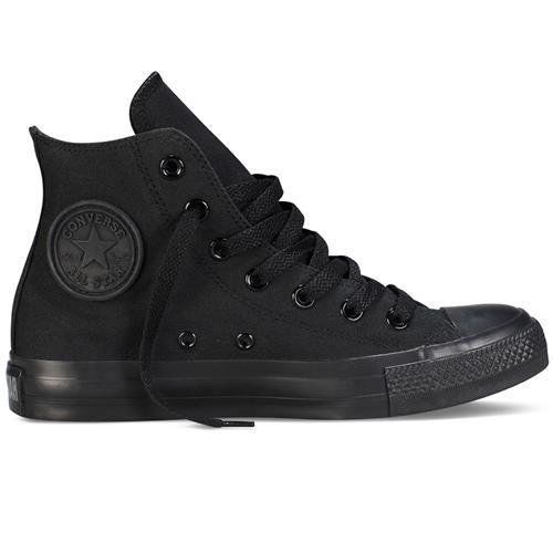 Converse Chuck Taylor All Star Monochrome Hi Canvas Black M3310