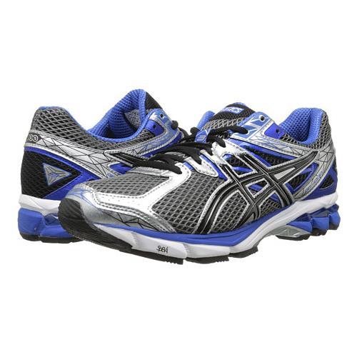 Asics GT-1000 3 Men's Running Shoe Lightning Black Royal T4K3N 9190