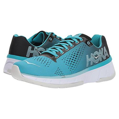 Hoka One One Cavu Women's Black Bluebird 1019282 BBLB