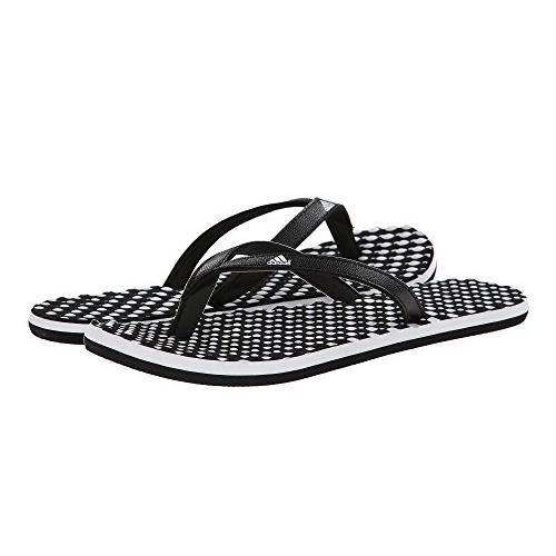 Adidas Eezay Dots Flip-Flop Black White B23738
