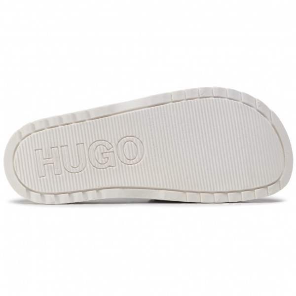 Slides HUGO - Match 50435242 10224398 01 Open White 120 ...