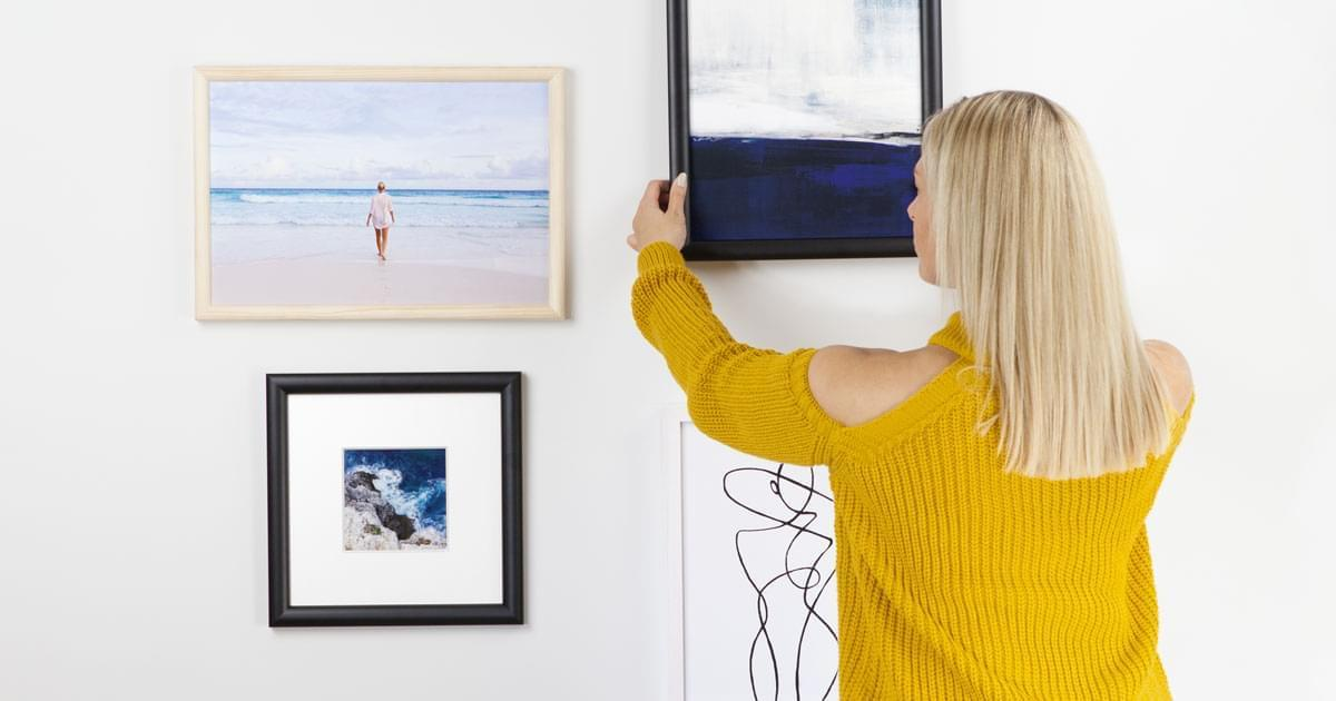 made to measure picture frames online