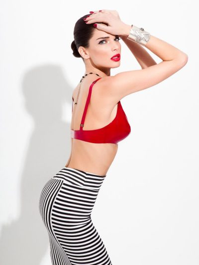model portfolio photo by efren beltran