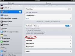 How-to-change-clock-or-date-settings-on-iPad