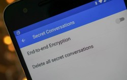 FB Secret Conversation