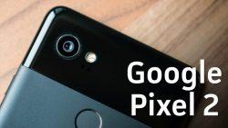 Google Pixel 2 camera