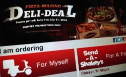 Shakeys-delivery-menu