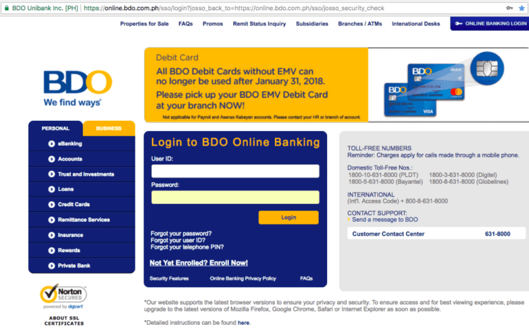 Online Banking to Pay Your Credit Card Bills