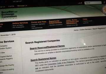How to Verify if a Company is SEC-Registered