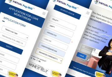 How to Apply For Pag-IBIG Fund Loan Moratorium Online