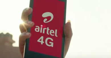 Airtel Offering 10 GB Additional Data at Rs. 100