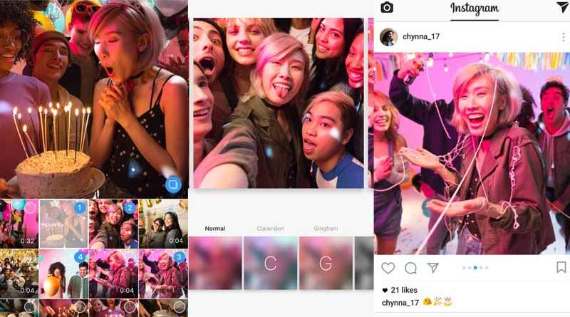 How Instagram will now let you post multiple photos, videos at once
