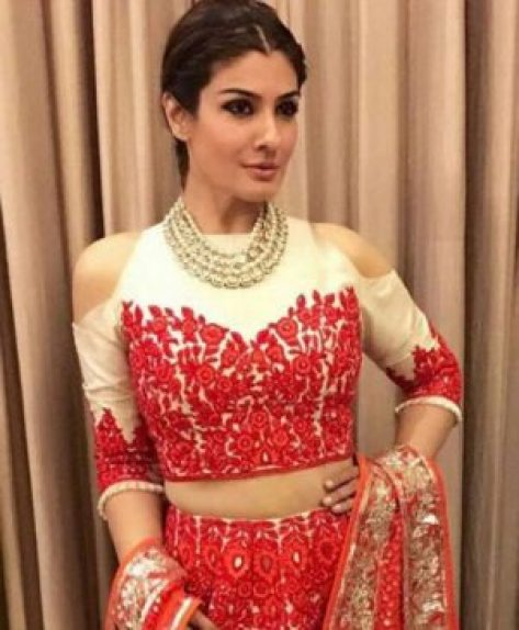 Raveena Tandon's Recent Look