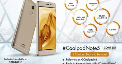 Buy Coolpad Note 5