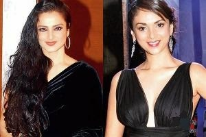 Aditi Rao Hydari to play young Rekha