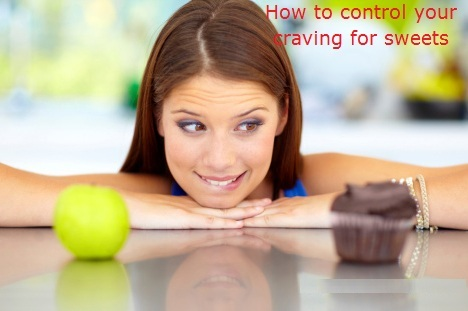 Control Craving Sweets