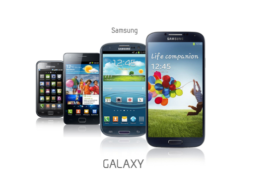 Only the Best: Samsung Galaxy S Series