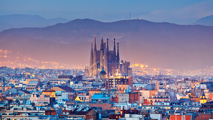4 Top-Rated Tourist Attractions in Barcelona
