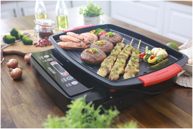 Why Cooking Food with Best Grilling Machines Is Good For Health