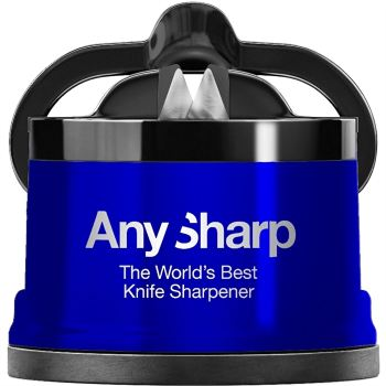 ANYSHARP Knife Sharpener With PowerGrip