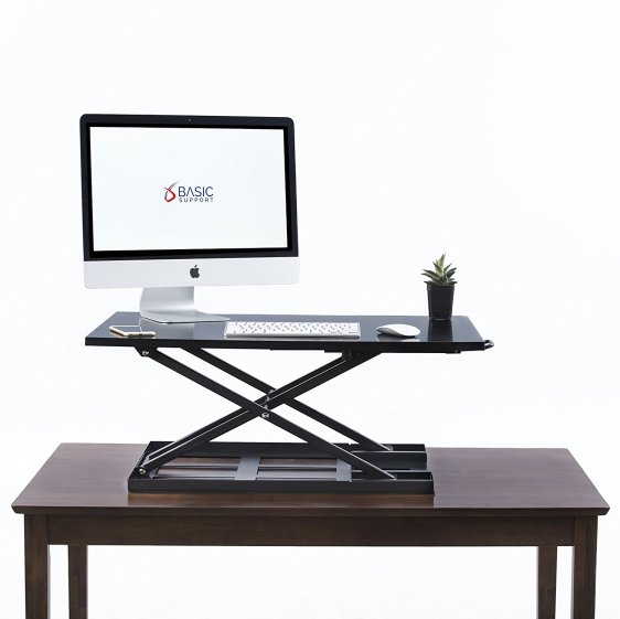VIVO Height-Adjustable Standing Desk