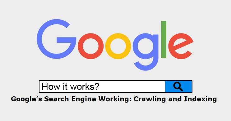 Google's Search Engine Working: Crawling and Indexing  [Review Paper]