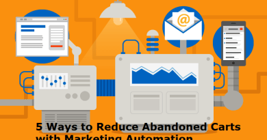 5 Ways to Reduce Abandoned Carts with Marketing Automation