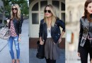 Perfect Way to Style a Leather Jacket
