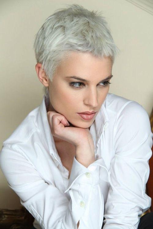 bela boja kose