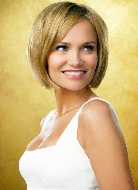 Stylish-Short-Hairstyles-Blonde-Bob-Haircut