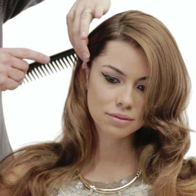 namestanje kose