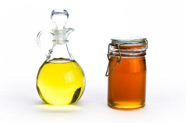 maslinovo ulje i med