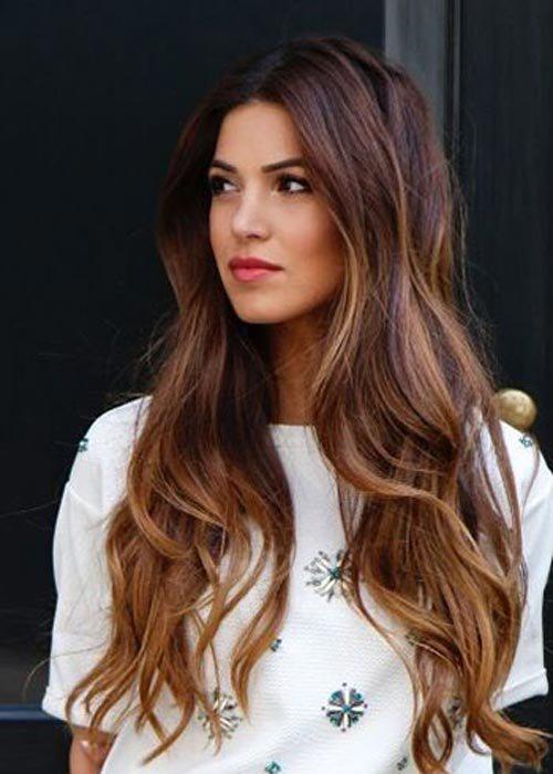 ombre na kosi duga kosa