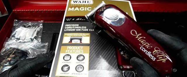 magic clip wahl masinica za kosu