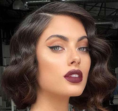 glamurozna frizura