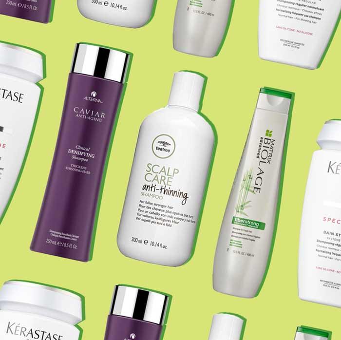 šamponi za brži rast kose
