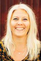 Maria Smeds : Utvecklingskoordinator 50%