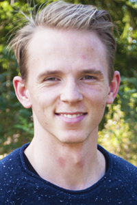 Oskar Eriksson : Ekonomiassistent 50%
