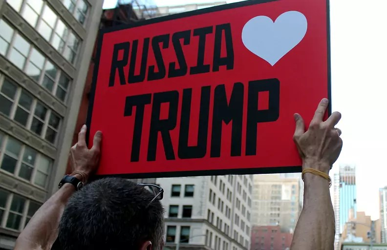 RussiaGate og den nye mccarthyisme