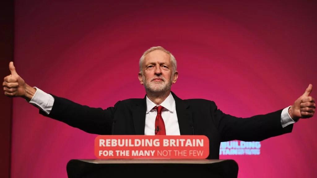 Labour: Et forvandlet parti
