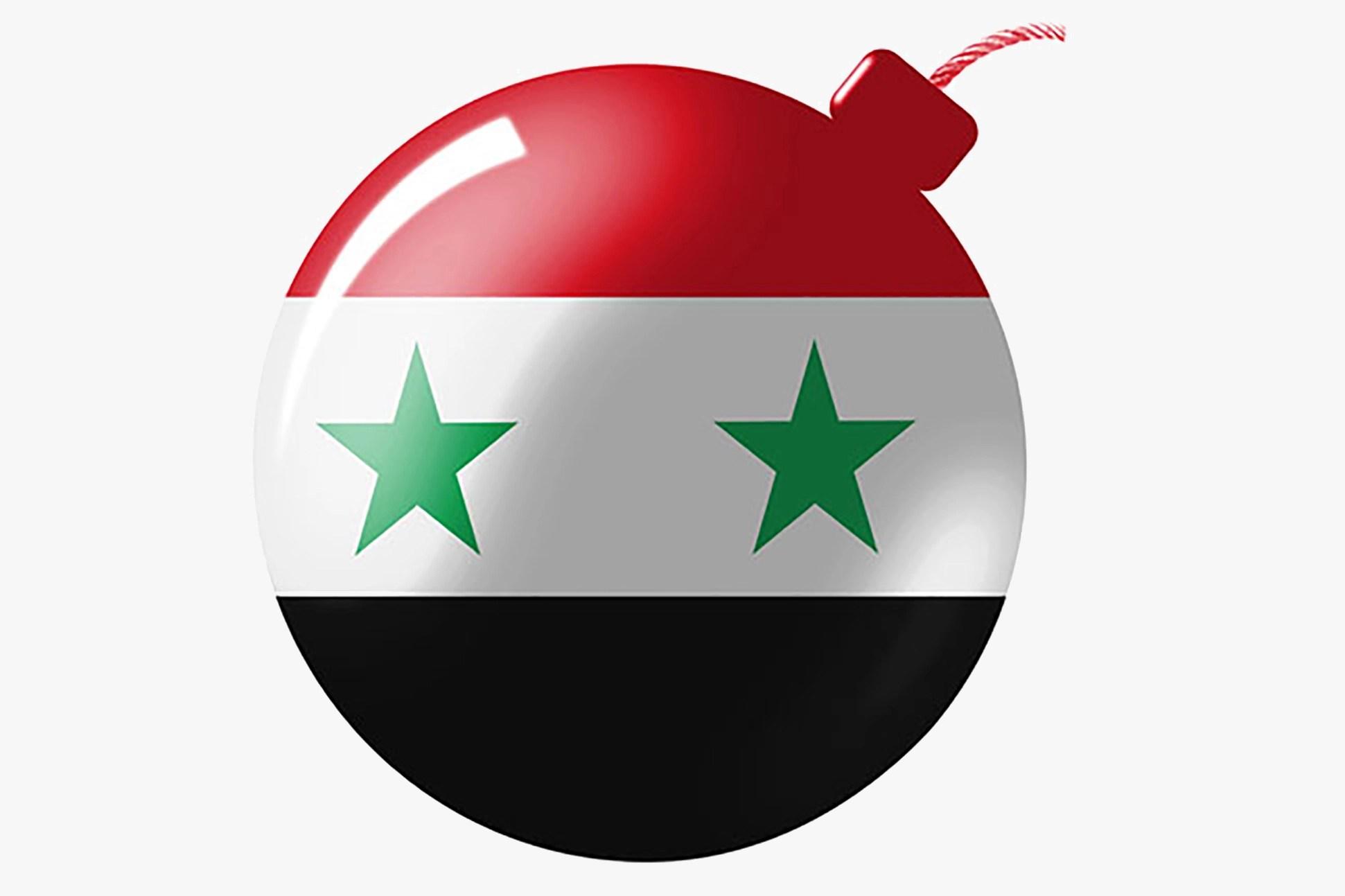 Syriens arabiske vinter