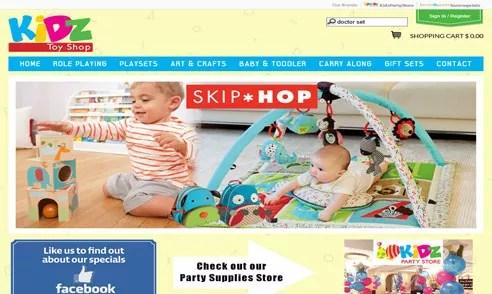 Kidz Toy Shop